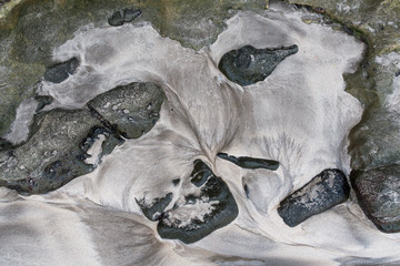 Der besondere Sand am Strand von Tarrafal auf den Kapverden