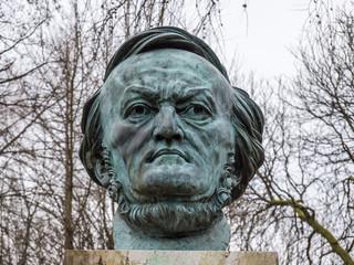 Büste von Richard Wagner