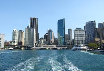 Buildings - Sydney skyline