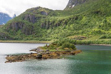 Norway Lofoten fjords