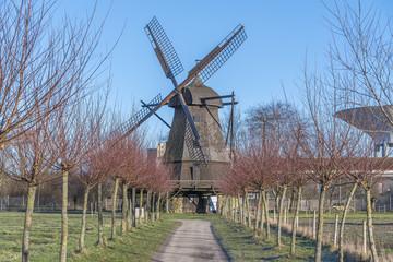 Fredriksdal Museum Windmill