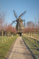 Fredriksdal Outdoor Museum Windmill