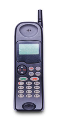Old Cell Phone Front