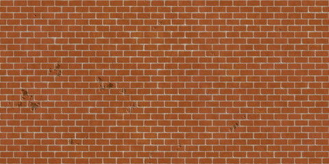 Brick wall seamless texture