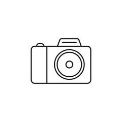 Camera of icon