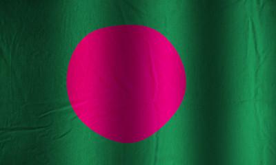 Authentic Bangladesh flag