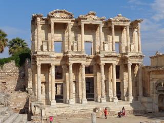 Biblioteca de Celso, Efeso, Turquia.