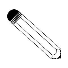 Pencil utensil icon