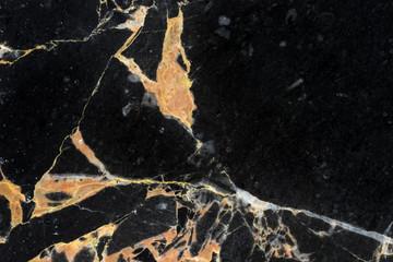 golden black marble texture pattern design backdrop