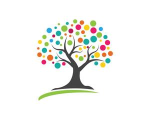 Tree leaf ecology nature design