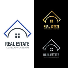 Real Estate Building Design Logo for Company