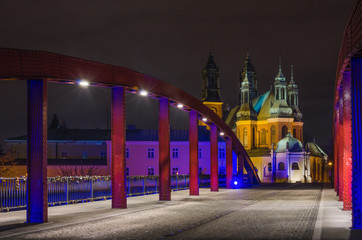 BRIDGE AND CATHEDRAL - The history of Poland's beginnings at Ostrow Tumski in Poznan