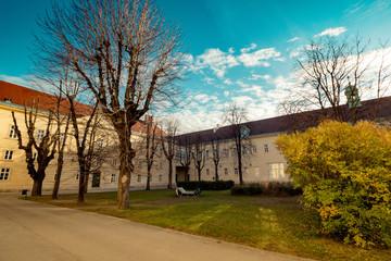 Altes Allgemeines Krankenhaus in Wien, Österreich