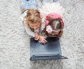 Children Technology Laptop