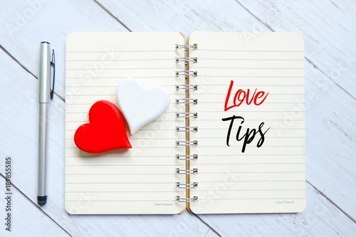 love tips book