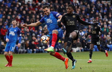 FA Cup Fourth Round - Peterborough United vs Leicester City