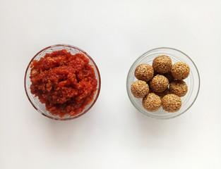 Indian Homemade Sweet Dish Food Item
