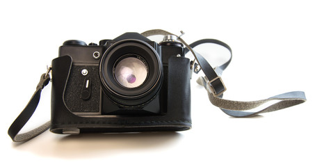 Old Camera, Isolate