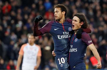Ligue 1 - Paris St Germain vs Montpellier