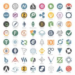 Cryptocurrency Symbols