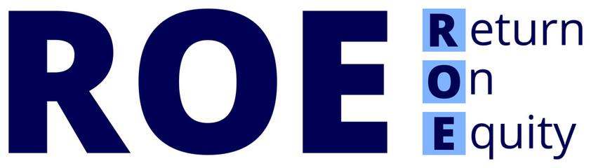 ROE, return on equity, acronym, financial analysis