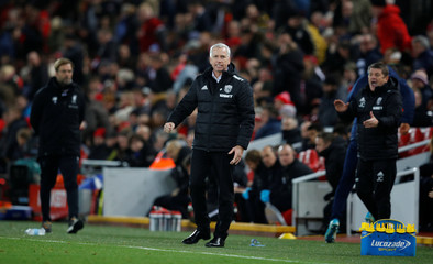 FA Cup Fourth Round - Liverpool vs West Bromwich Albion
