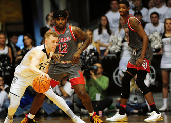NCAA Basketball: St. John at Butler