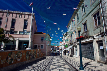 Aveiro - the most colorful and beautiful city in Portugal in summer