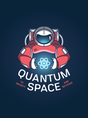 Quantum space to infinity and beyond