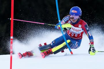 Skiing - Ladies' Slalom