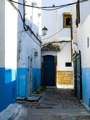 Kasbah des Oudayas, Rabat, Morocco