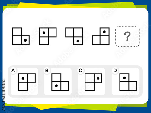 Practice Questions Worksheet For Education And Iq Test Answer Is B