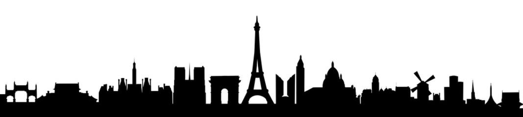 Paris - stock vector
