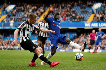 FA Cup Fourth Round - Chelsea vs Newcastle United