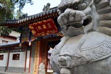 中国 陝西省 西安 香積寺 China Shaanxi Xi'an
