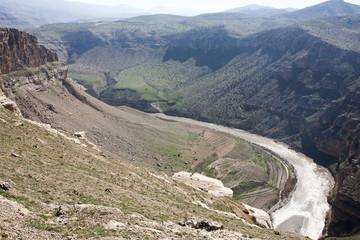 Botan Valley, Siirt,Southeastern Anatolia.Turkey
