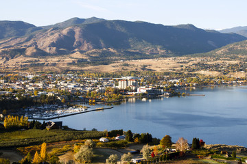 Foto op Plexiglas Heuvel Penticton Okanagan Valley British Columbia Canada