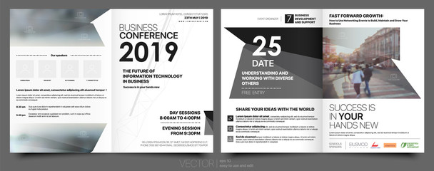 poster flyer pamphlet brochure portfolio design annual report