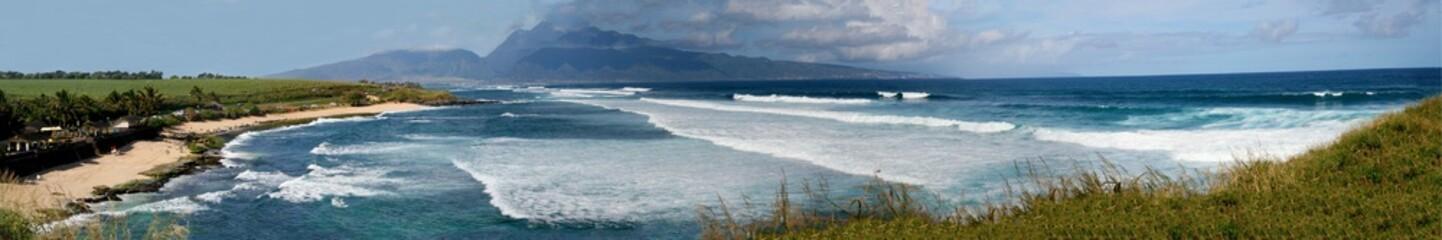 Paia Bay Panorama