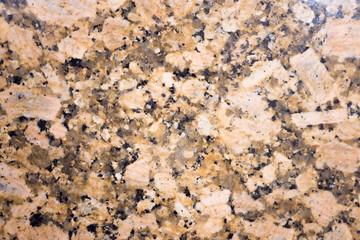 Overhead of granite countertop