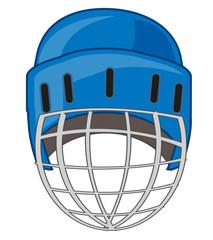 Helmet for hockey