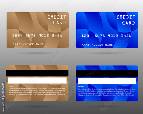 member card, business VIP card, design for privilege member,modern ...