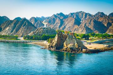 Fototapete - Muscat, Oman.