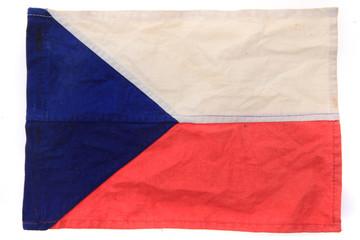 old czech flag