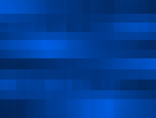 Abstract creative dark blue random pixel background for medical, healthcare and other communication arts.