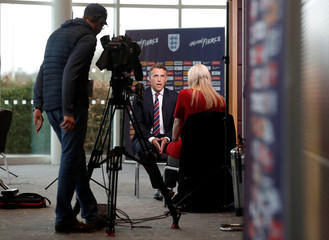 England Women - Phil Neville Press Conference