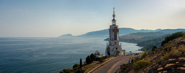Christianity church in Crimea