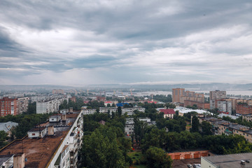 View of the Grand city