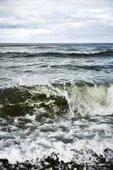 Welle Meer Schmutz