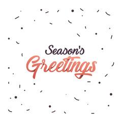 Season s Greetings.
